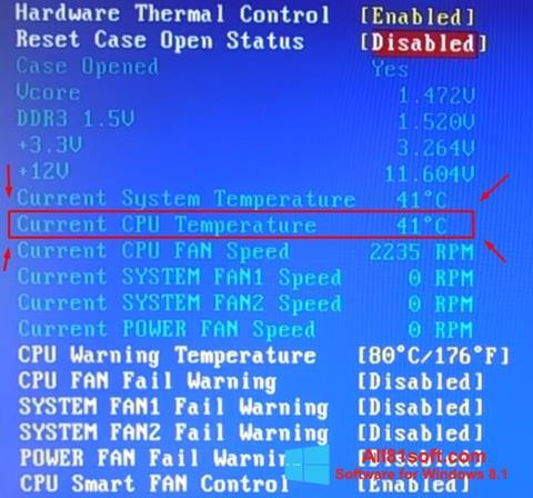 لقطة شاشة Boostek-9x لنظام التشغيل Windows 8.1