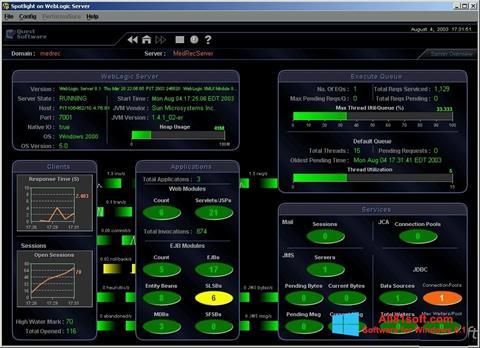 لقطة شاشة Spotlight لنظام التشغيل Windows 8.1